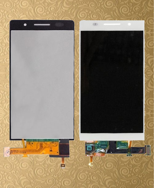 Huawei G6 Ascend LCD Digitizer Frame White