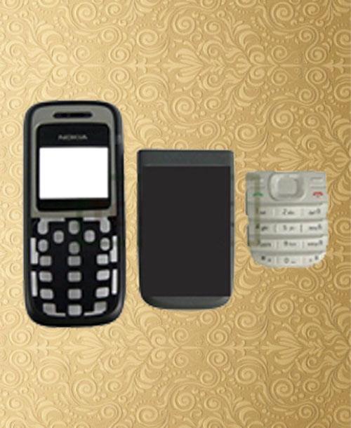 Nokia 1208 Housing with Keypad