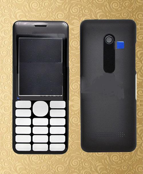 Nokia 206 housing Black