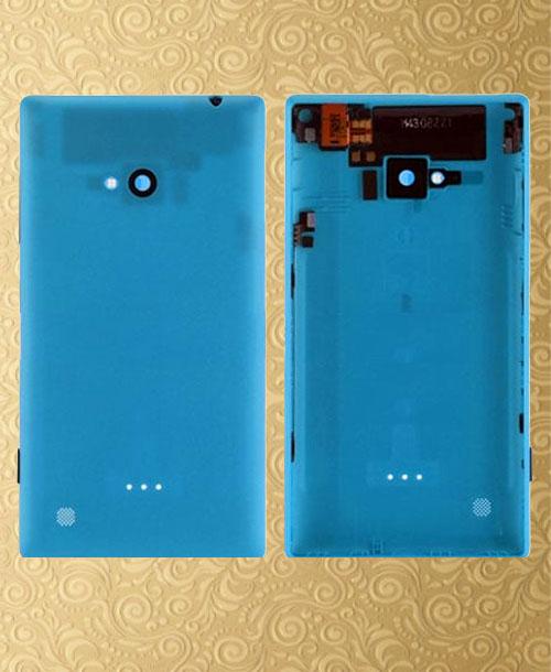 Nokia 720 Backcover Blue