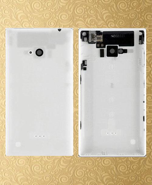 Nokia 720 Backcover White