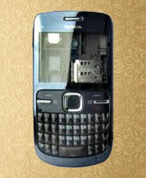 Nokia C3 Housing Back Blue