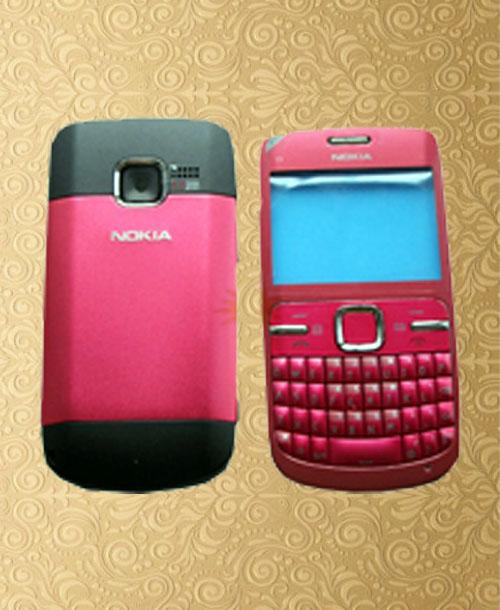 Nokia C3 Pink Housing