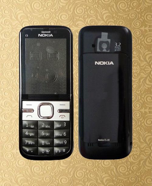 Nokia C5 Housing Black