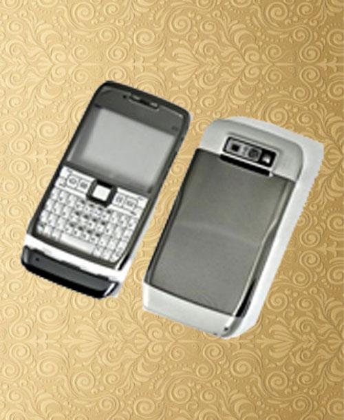 Nokia E71 White Housing