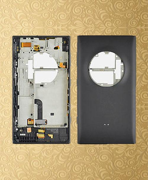 Nokia Lumia 1020 Batery Cover Black