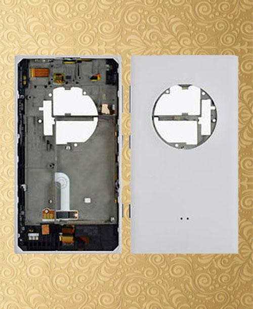 Nokia Lumia 1020 Batery Cover White