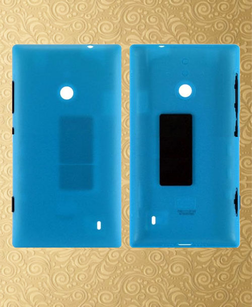 Nokia Lumia 520 Back Cover Blue