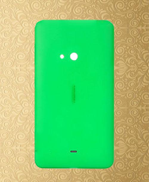 Nokia Lumia 625 Back Cover Green