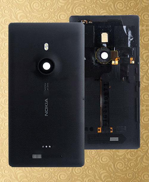 Nokia Lumia 925 Back Cover Black