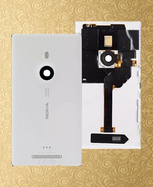 Nokia Lumia 925 Back Cover White