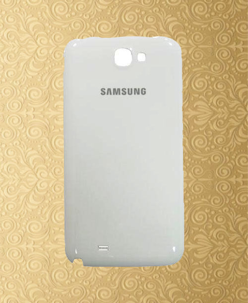 Samsung Galaxy N7100  Back Cover White