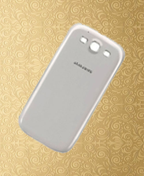 Samsung Galaxy S3 i9300 Battery Back Cover White