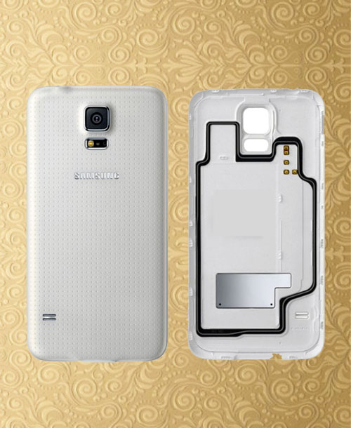 Samsung Galaxy S5 Back Cover White