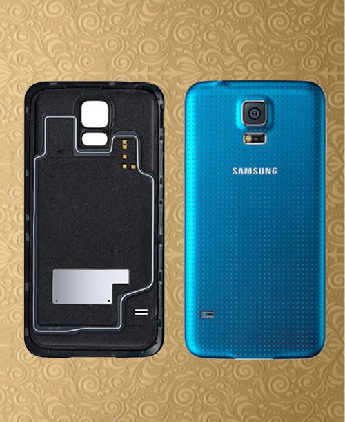 Samsung Glaxy S5 Back Cover Blue