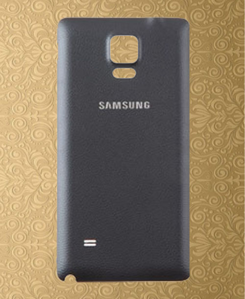 Samsung Note 4 Back