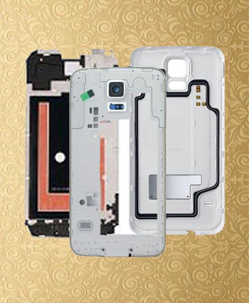 Samsung S5 Housing White