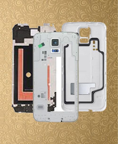 Samsung-S5-Housing White