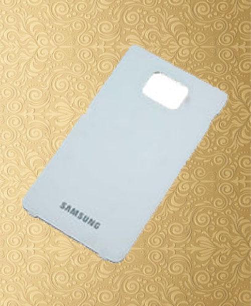 Samsung i9100  Galaxy S2 White Back Cover