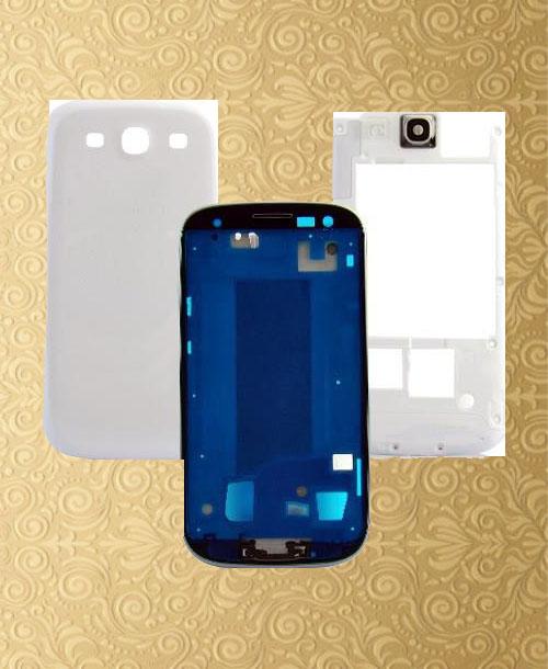 Samsung i9300 Housing White