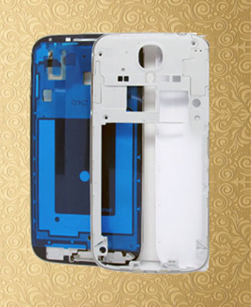 Samsung i9500 Full Set Housing White