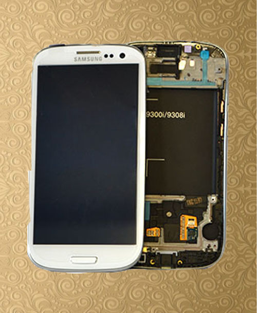 S3 NEO LCD White