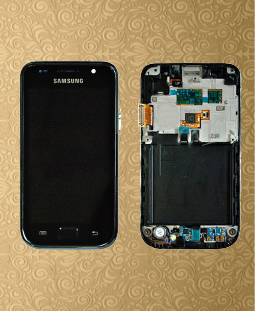 Samsung Galaxy i9100 LCD Bolack