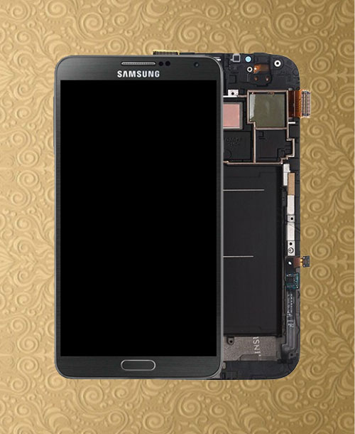 Samsung Note 3 N9000 LCD Digitizer Black
