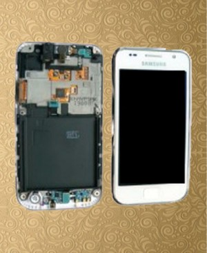 Samsung S4 I9000 LCD Digitizer White
