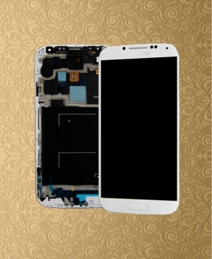 Samsung S4 I9506 LCD Digitizer White