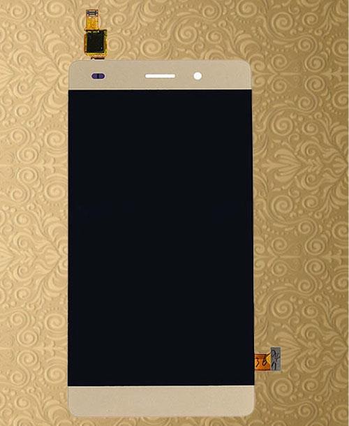 LCD Huawei P8 LCD Gold