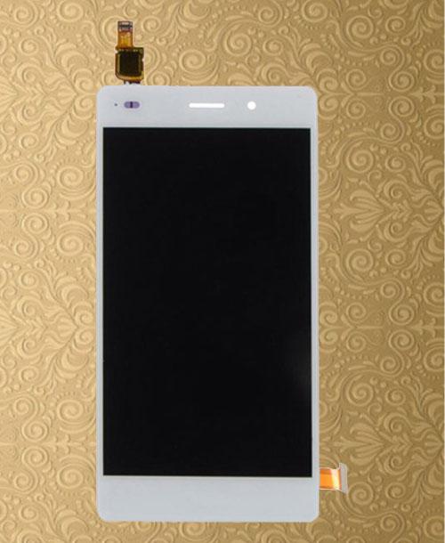 LCD Huawei P8 LCD White