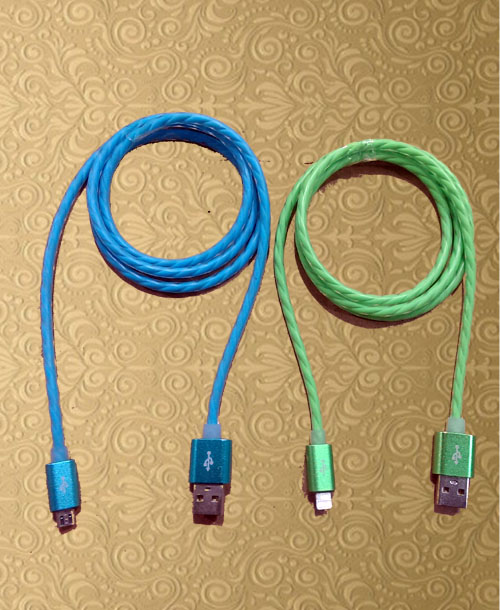 Multi Data Cable (Green, Blue )