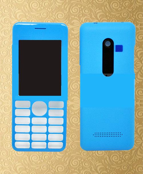 Nokia 206 housing Blue