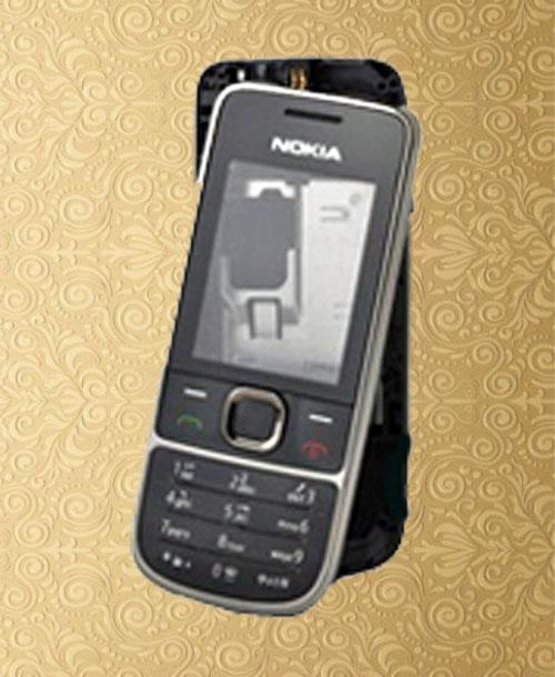 Nokia 2700 Grey Housing with Keypad
