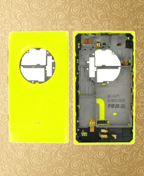 Nokia Lumia 1020 Battery Cover Yellow