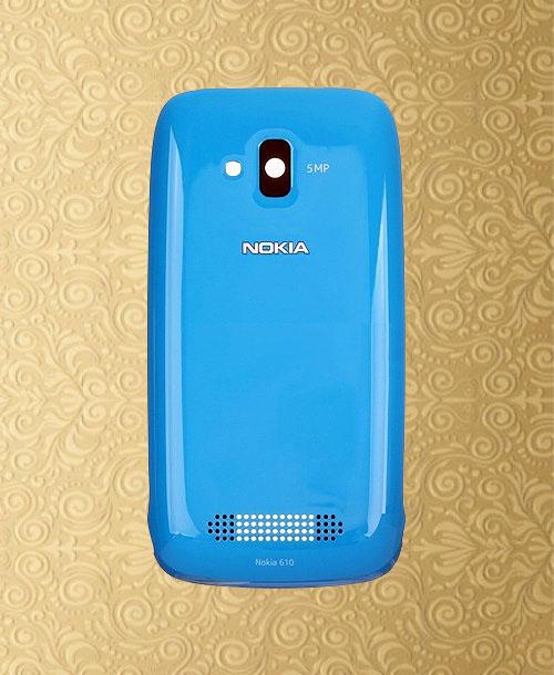 Nokia Lumia 310 Back cover Blue
