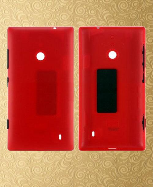 Nokia Lumia 520 Back Cover Red