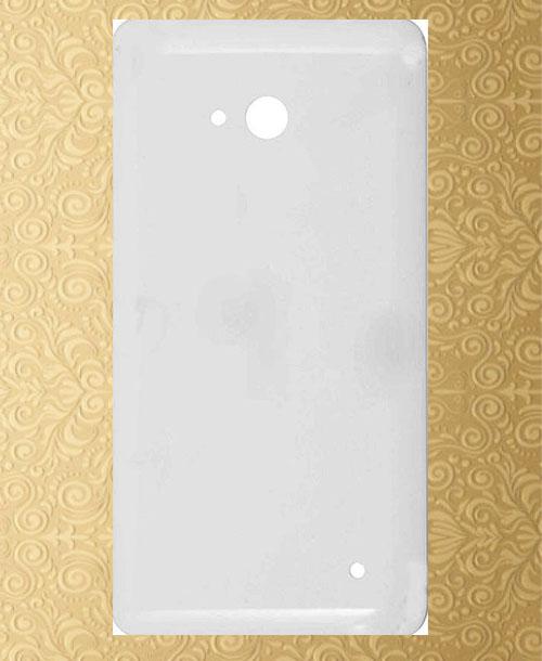 Nokia Lumia 540 Backcover White