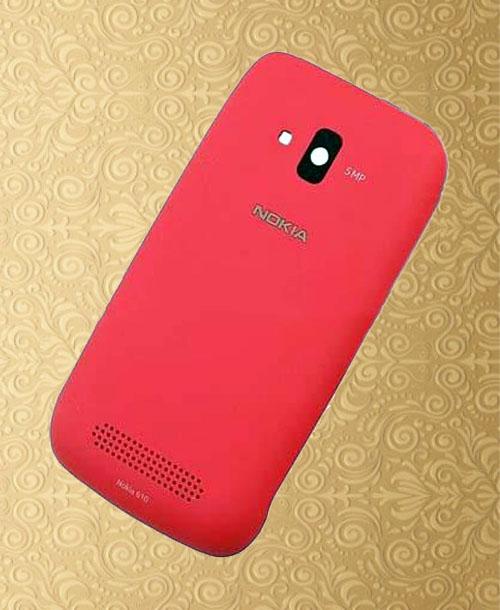 Nokia Lumia 610 Red Housing