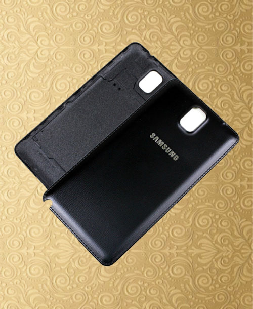Samsung Note3 N9005 Battery Cover Black