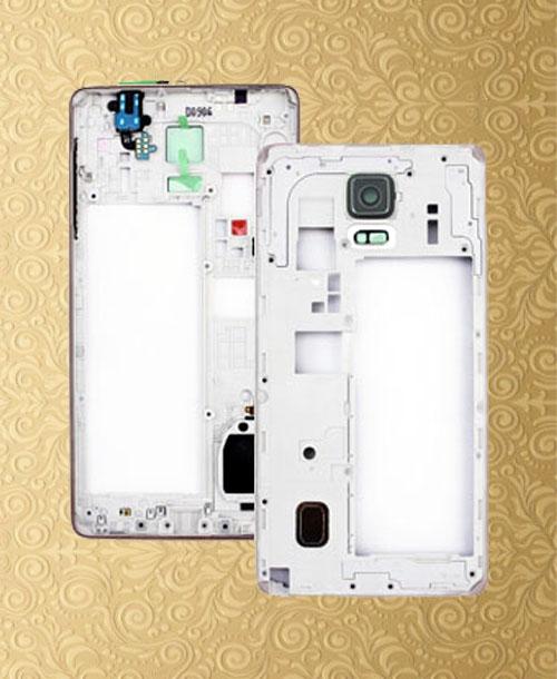 Samsung Note4 Mid Frame Black