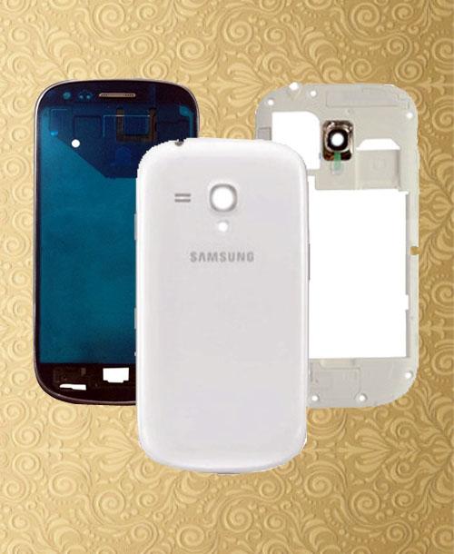 Samsung S3 Mini i8190 White Housing