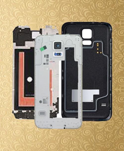 Samsung S5 Housing Black