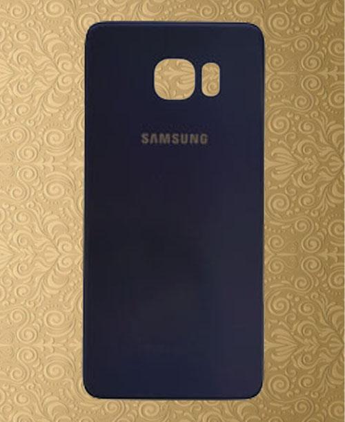 Samsung S6 Edge Back Black