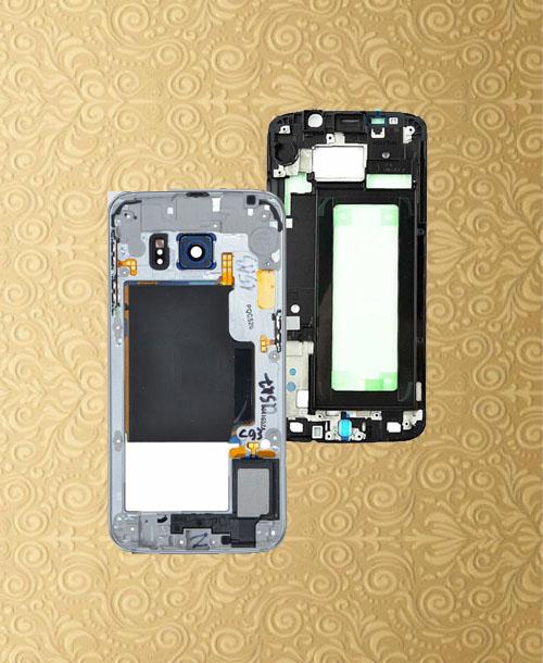 Samsung S6 Edge Housing White