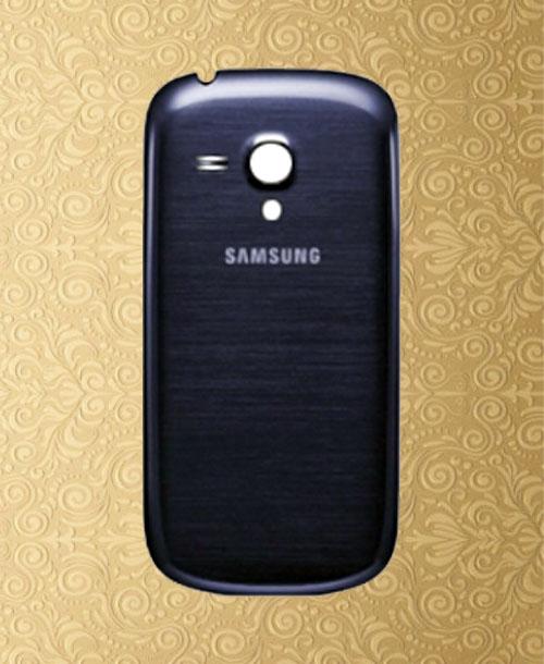 Samsung i8190 Blue Battery Cover