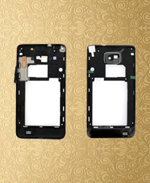 Samsung i9100 Assy Rear Case Blue Battery Cover