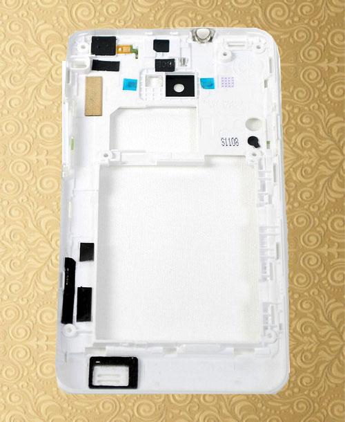 Samsung i9100 Mid Frame White