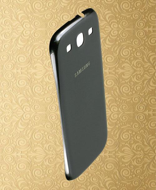 Samsung i9300 Titanium Gray Back Cover
